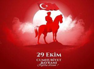 Cumhuriyet Bayramı Kutlama Meti