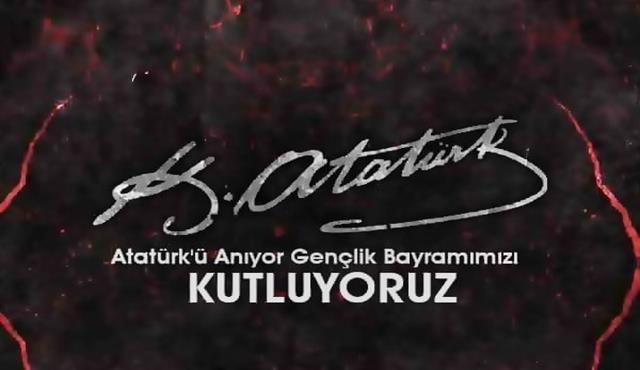Atatürk'ün 19 Mayıs Özlü Mesajı