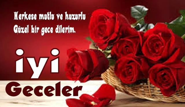 Sevgiliye Romantik İyi Geceler Mesajları