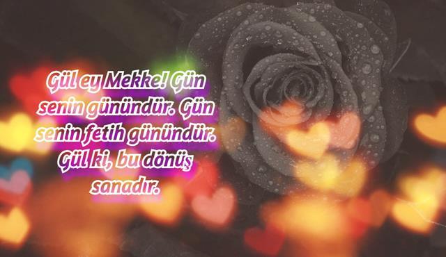 Mekke'nin Fethi Kutlama Mesajları